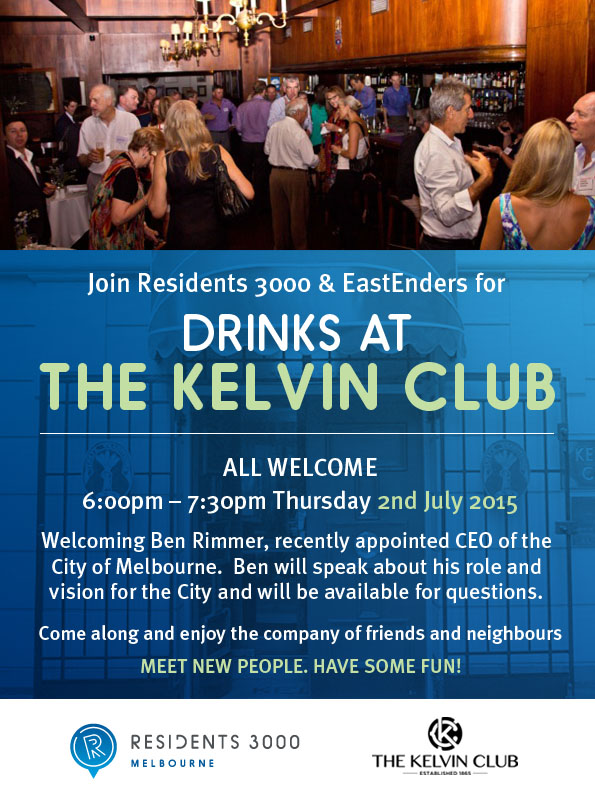 KelvinClub Drinks Night 2nd July 2015